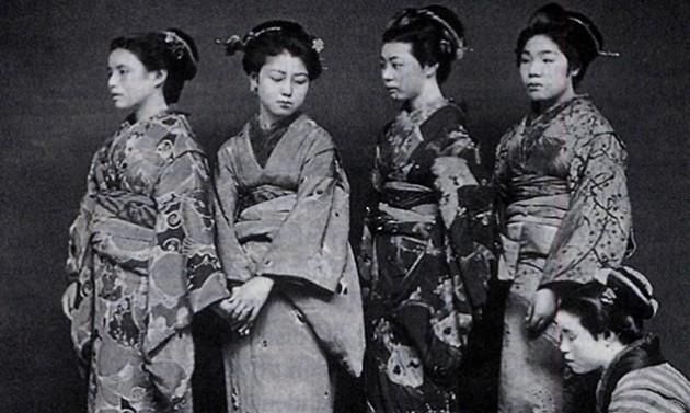 Going Geisha - Kyoto Journal