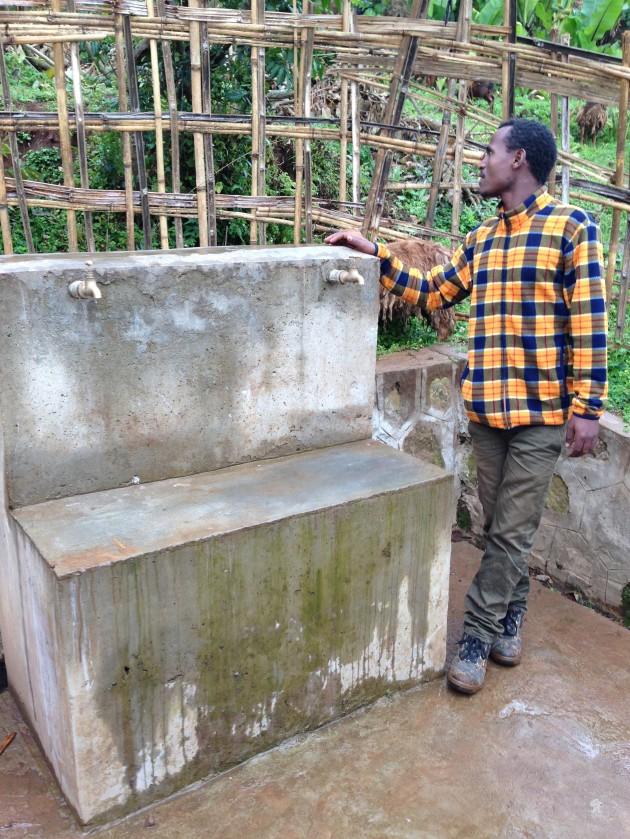 HOPE International Development Agency Japan poverty Laka Ethiopia water