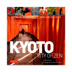 Judith Clancy Kyoto City of Zen book