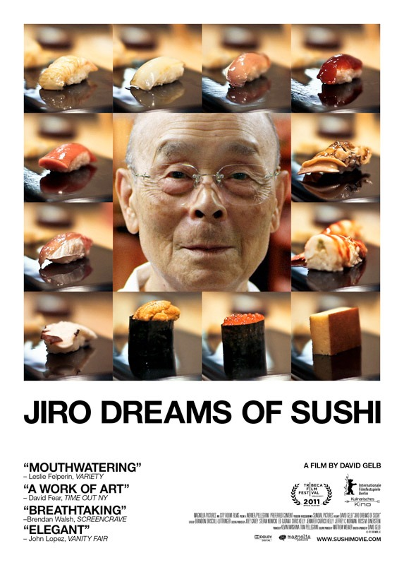 Jiro Dreams of Sushi film Lauren Deutsch review