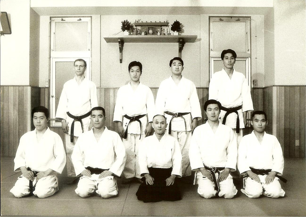 Jacques Payet Aikido Kyoto Journal