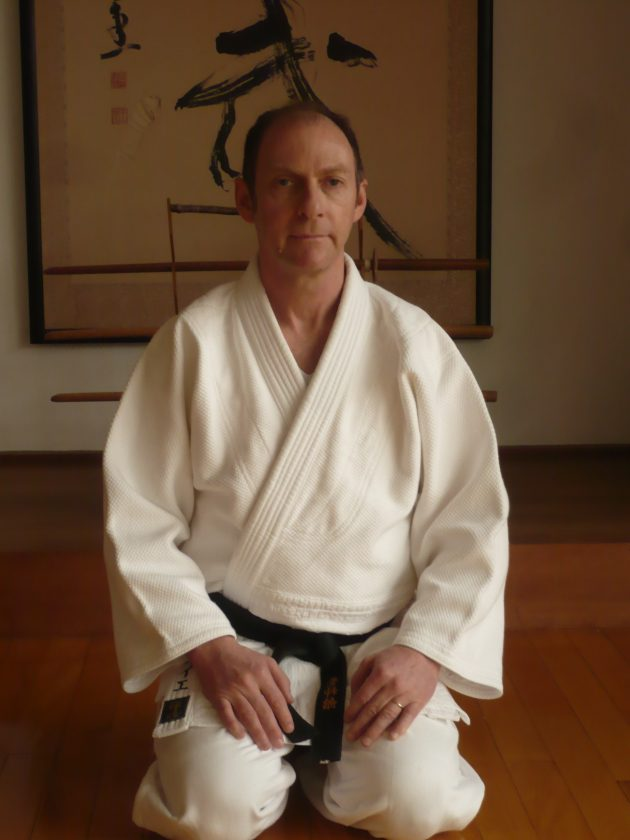 Jacques Payet Aikido Kyoto Journal Japan 01