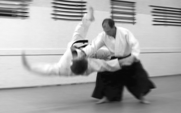 Jacques Payet Aikido Kyoto Journal Japan Shio Gozo