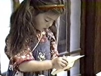 "Mary, from Kanginshu video ""Simmering Away"" (1993)"