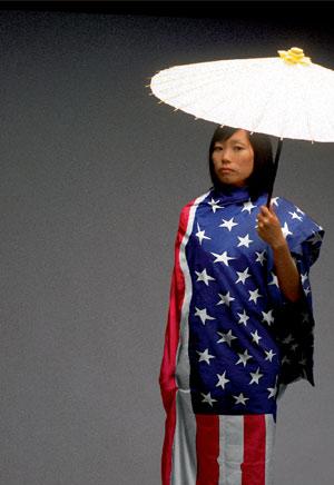 USA Geopolitical Eveningwear (2003-2008) Photograph by Tomas Svab