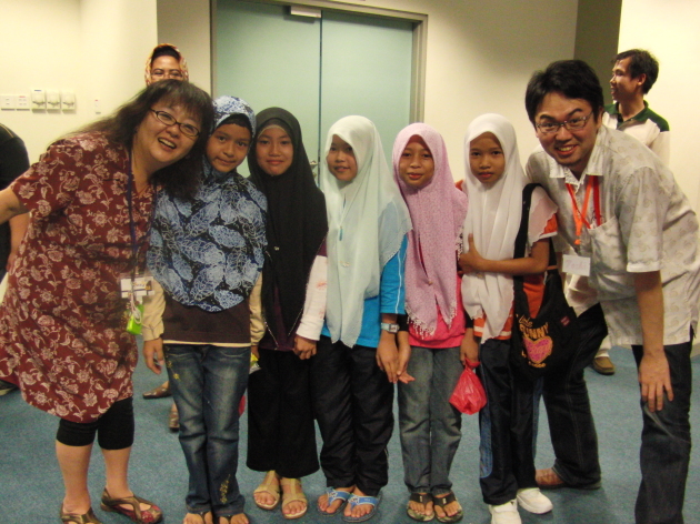 Pangaea Project peacebuilding Asia Kyoto Journal Malaysia children