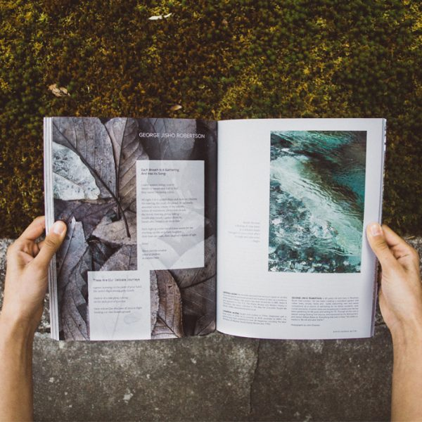 Kyoto Journal Issue 90 Poetry