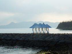 Walking Ark, on Ogijima by Keisuke Yamaguchi