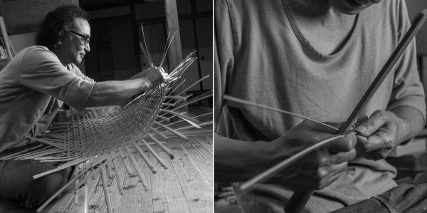 Enomoto-san: Bamboo Weaver