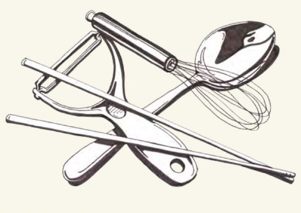 Wendy Nakanishi Kitchen Tales Yasmin Flett illustrations