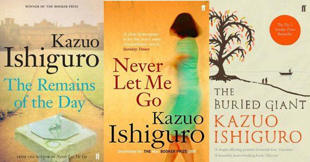 kazuo-ishiguro-titles