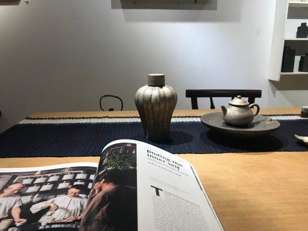letterpress teahouse