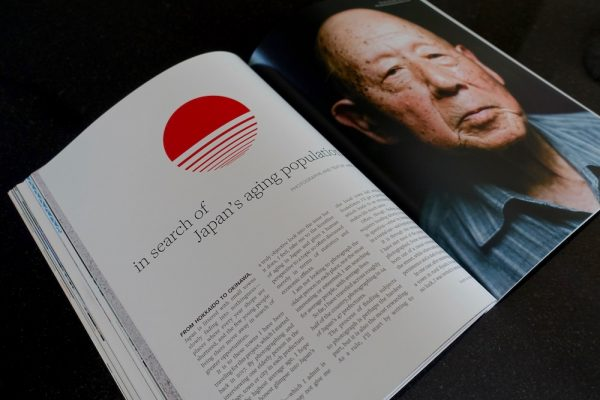 Kyoto Journal issue 97 next generations ageing population Japan photography Jimmy Fyfe