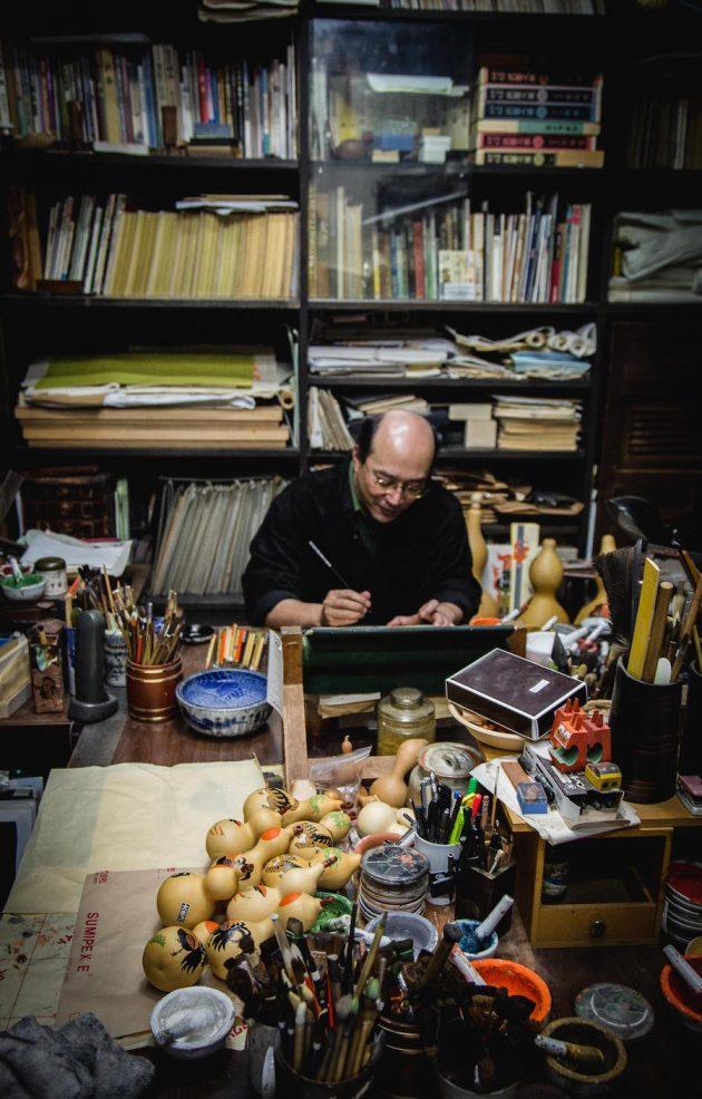 Otsu-e painting culture Otsu Hyakucho heritage