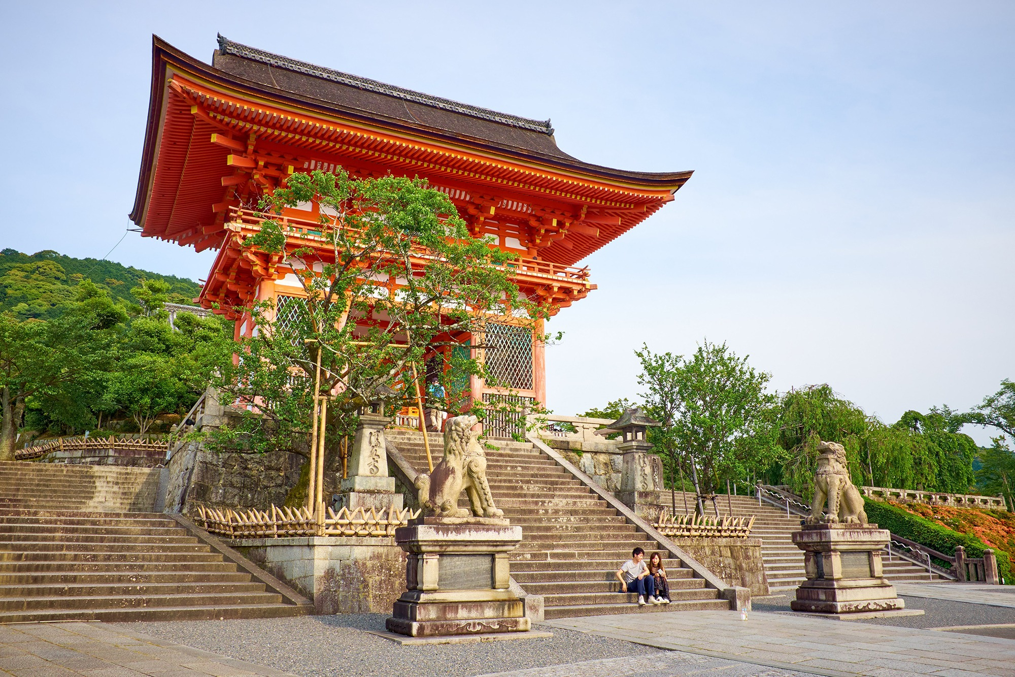 Empty Kyoto by Stuart Gibson