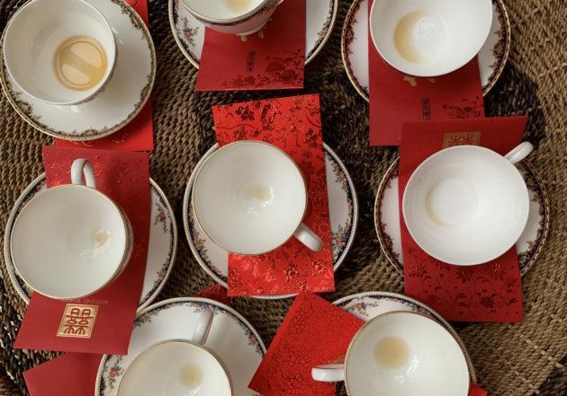Alex Ting Meld kyoto Journal food issue Taiwanese American wedding tea