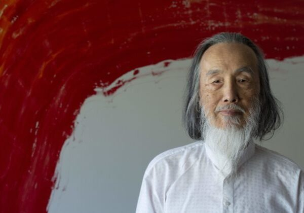 Kazuaki_Tanahashi_painter-japanese-peace